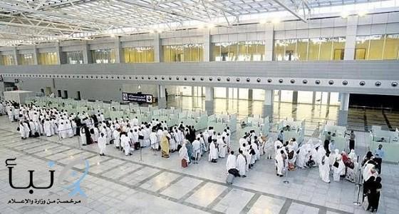 وصول (515.016) حاجًا إلى المملكة عبر جميع المنافذ حتى نهاية يوم أمس