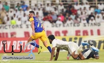 النصر يتأهل إلى دور الثمانية في دوري أبطال آسيا