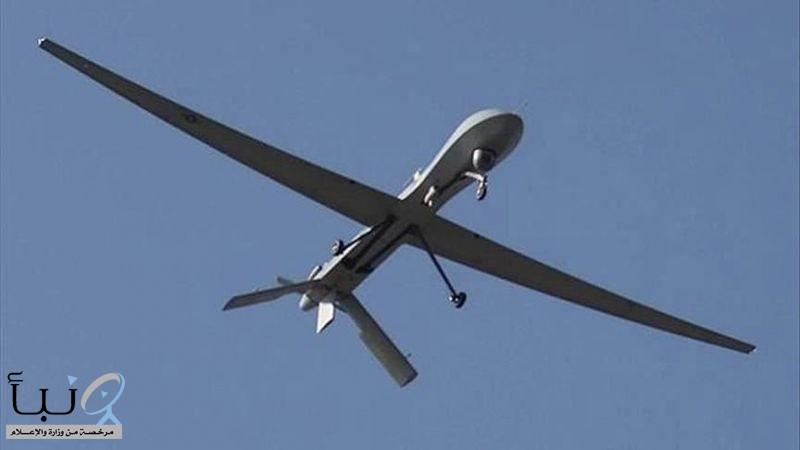 إسقاط طائرة مسيرة للحوثيين من محافظة عمران