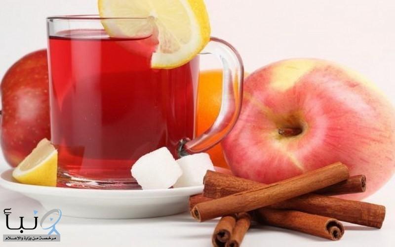 التفاح والشاي.. وجبة يومية تحميك من «الموت المفاجئ»!
