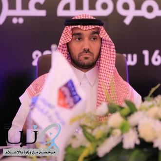 عبدالعزيز الفيصل رئيساً للاتحاد العربي لكرة القدم حتى عام 2022