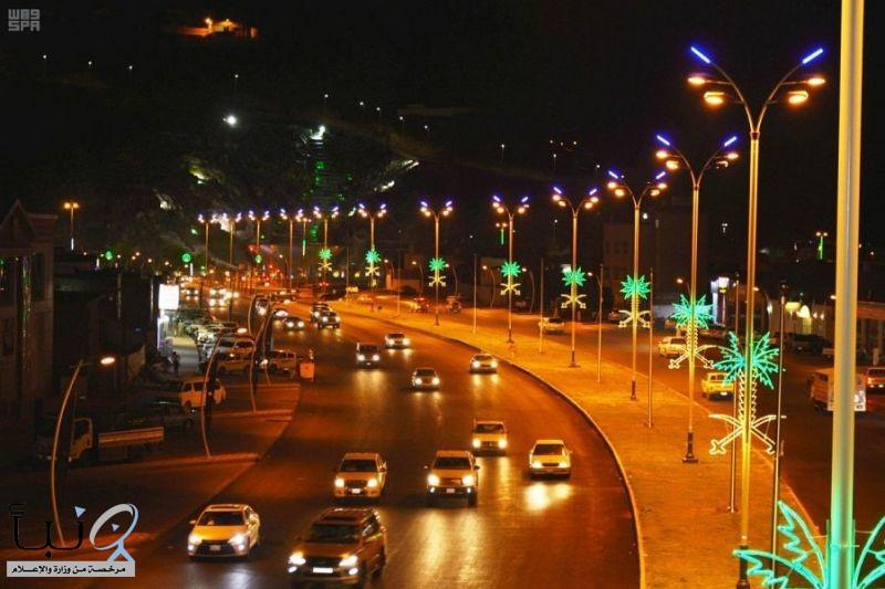 أمانة نجران تواصل استعداداتها للاحتفاء باليوم الوطني