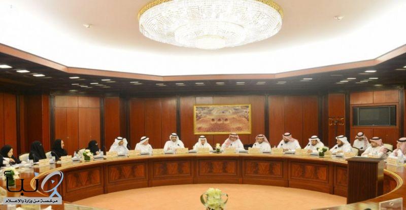اللجنة الصحية بمجلس الشورى تناقش التقرير السنوي للهلال الأحمر