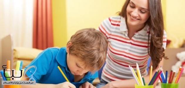 نصائح لكل أم لتشجيع طفلك على المذاكرة