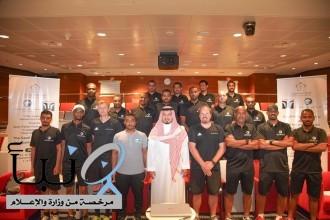 المسحل يؤكد حرص اتحاد القدم على الدورات الفنية للمدربين الوطنيين