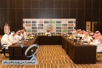 الرابطة تعتمد تشكيل لجنة رباعية لبحث سبل زيادة مداخيل الدوري السعودي