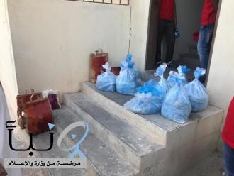 ضبط 15 عاملاً يقومون بتخزين أطعمة المقاصف المدرسية داخل سكنهم