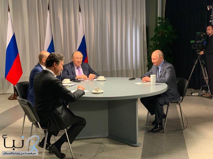 بوتين: مستعدون للمساعدة في التحقيق في استهداف منشآت أرامكو النفطية