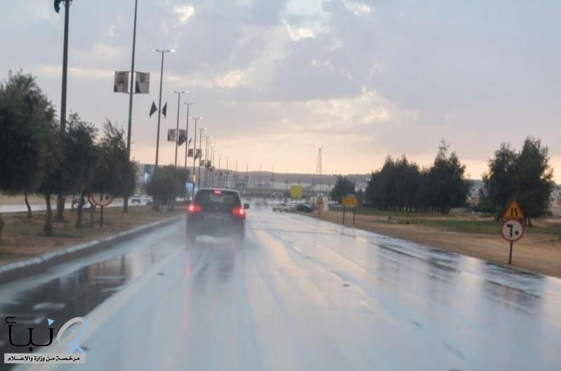 طقس اليوم .. أمطار وغبار بعدة مناطق