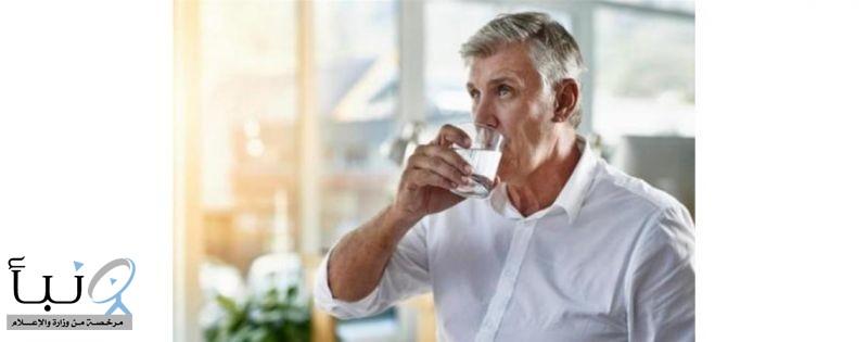تحذير من الإفراط في شرب الماء