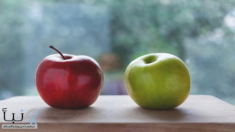 #دراسة تكشف أهمية تناول تفاحتين يوميا!