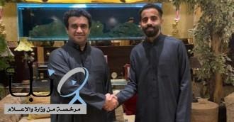 الشباب يوقع مع لاعب الفيصلي حسين القحطاني لأربعة مواسم