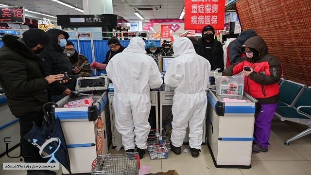 """السفارة السعودية بالصين تدعو المواطنين للتواصل معها لإجلائهم من مناطق انتشار فيروس #""""كورونا"""""""