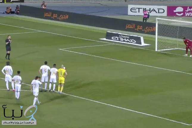 #النصر يخسر بالتعادل امام الفتح متذيل الدوري