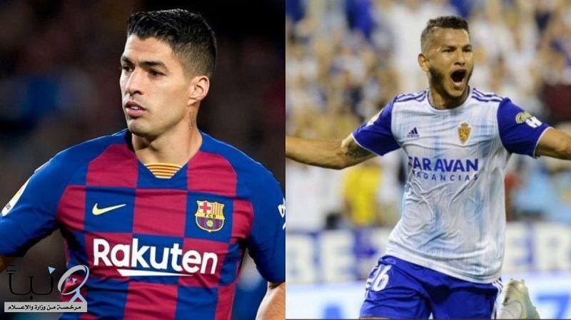 برشلونة يتفاوض لضم بديل  لويس سواريز
