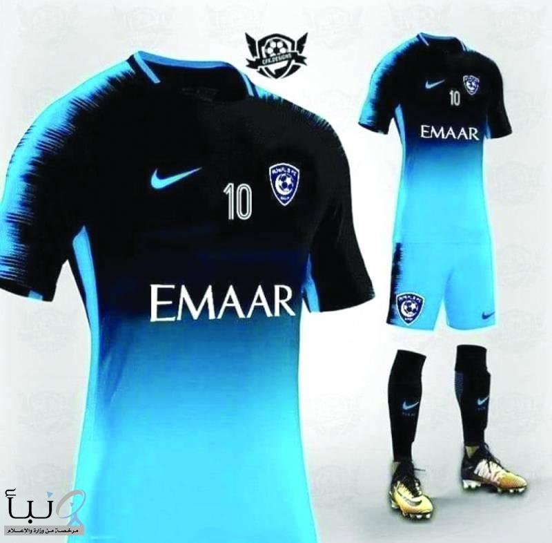 #الهلال يظهر بقميصه الجديد في دوري الأبطال