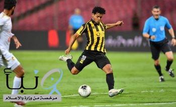 افتتاح الجولة ال 18 من الدوري بمواجهة الاتحاد وضمك غدًا #الاتحاد #ضمك