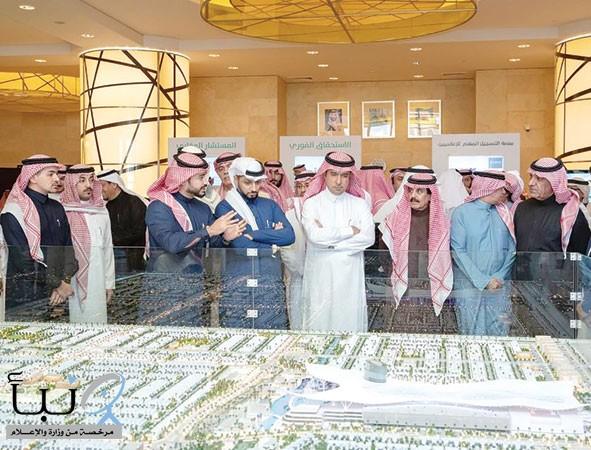 تخصيص أول الأحياء السكنية للإعلاميين في الرياض