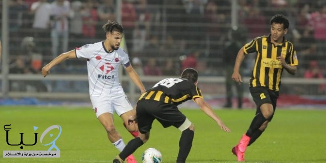 الاتحاد إلى نصف نهائي البطولة العربية