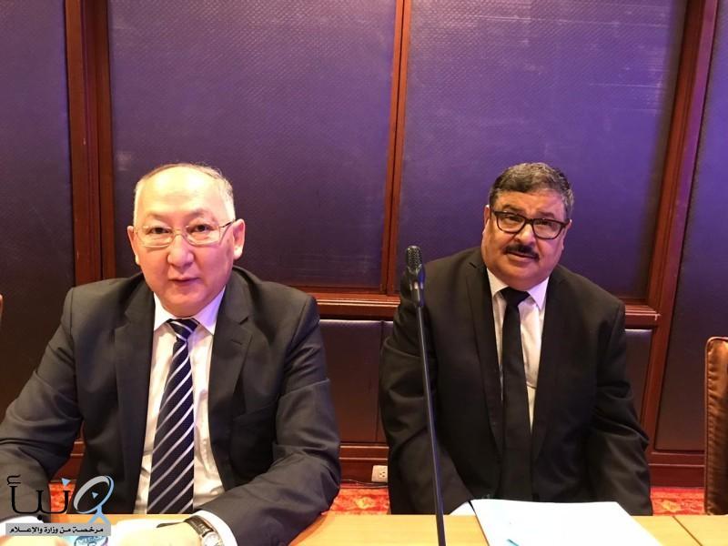 #القرناس يشيد باجتماعات لجنة الأحداث الآسيوية للطائرة
