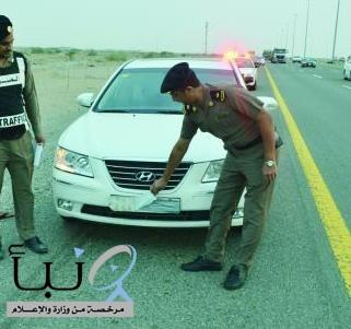 """""""#قائد أمن الطرق"""": أجهزة دقيقة لرصد طمس اللوحات"""