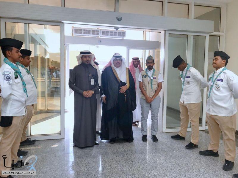 محافظ الدلم يفتتح ندوة السكري السنوية التي نظمها مستشفى الدلم.