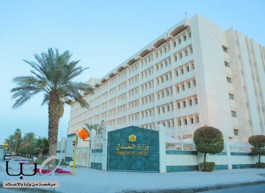 وزارة العدل 302  عدد الطلبات المقدمة لنقل الملكية العقارية إلكترونيًا