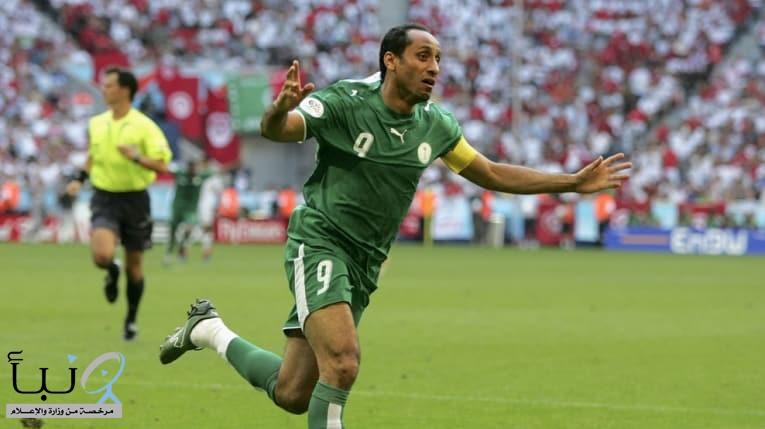 سامي الجابر ضمن 5 نجوم آسيويين لاختيار أفضلهم في كأس العالم