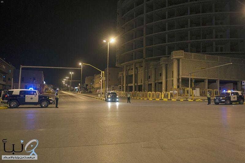 توثق التزام سكان محافظة #عنيزة بأمر منع التجول
