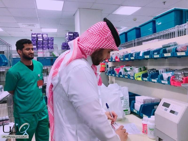 #مستشفى_وادي_الدواسر يُقدم خدمة توصيل الأدوية لأصحاب الأمراض المزمنة
