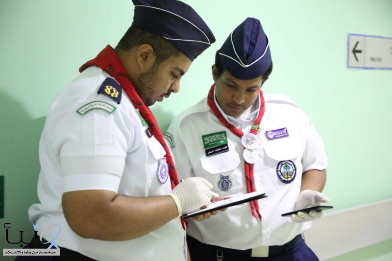 الفرق الكشفية التطوعية تُساهم في توصيل الأدوية للمرضى في منازلهم