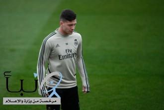 ميلان يخطط لضم مهاجم ريال مدريد يوفيتش