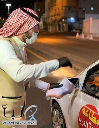 غرامات على سائقي تطبيقات التوصيل المخالفين لتعليمات السلامة بتبوك