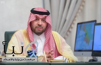 فيصل بن خالد يتابع إطلاق سراح 56 نزيلاً بالحدود الشمالية