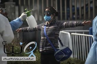 «الصحة العالمية» توصي بعدم رش المطهرات على الأشخاص أو في الشوارع