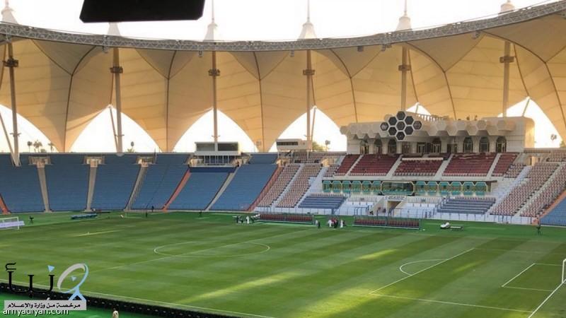 وزارة الرياضة ، تواصل أعمال الصيانة السنوية في منشآتها الرسمية