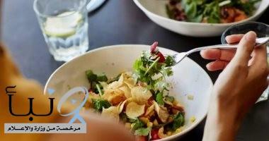 الطعام الصحى المتوازن يقوى الجهاز المناعى ضد الأمراض