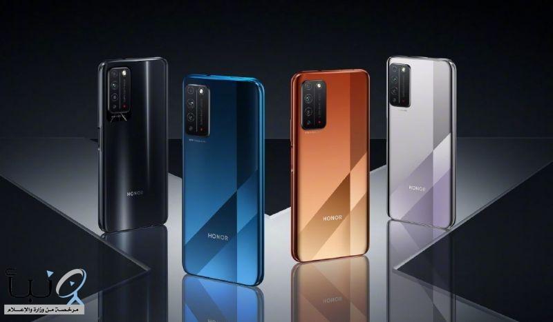 هونر تطلق رسمياً هاتف Honor X10.. بكاميرا منبثقة وسعر منافس.. مواصفات