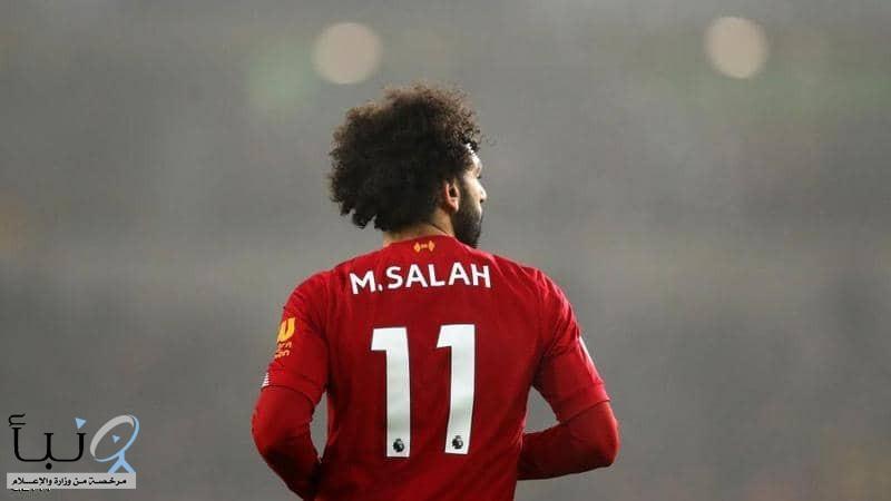 """الإصابة تهدد محمد صلاح بالغياب عن """"ديربي ليفربول"""""""