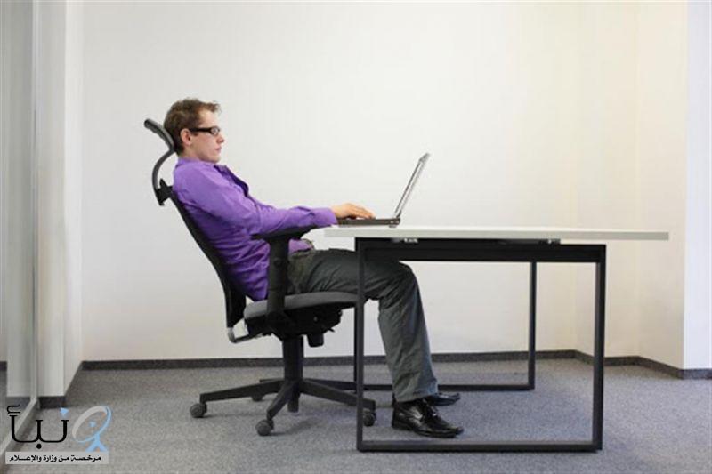 الجلوس لفترات طويلة يزيد خطر الإصابة بالسرطان