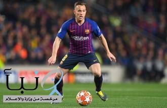 برشلونة يبيع أرتور إلى يوفنتوس مقابل 72 مليون يورو