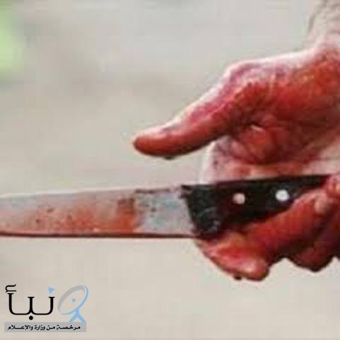 #الزوجة تأخرت فى اعداد العشاء فأنهى #زوجها  حياتها بطعنة سكين