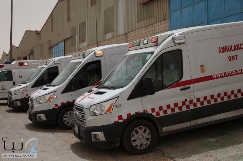 في حريق فندق في الرياض يصيب 22 شخصا