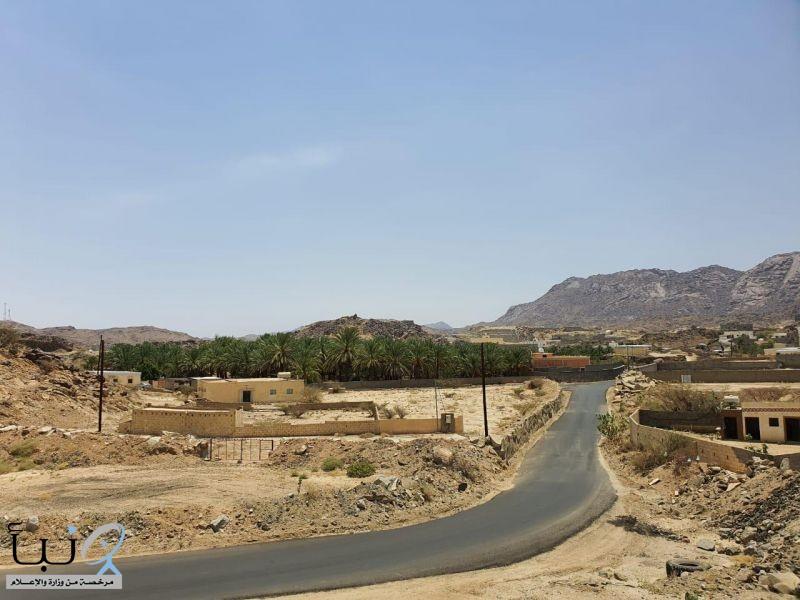 #بلدية_الحازمي تستكمل  مشروع سفلتة الطرق والشوارع بمركز القوباء وتطوير الشوارع بالمنطقة المركزية