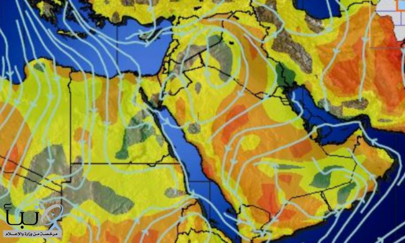 «الحصيني» يتوقع هطول أمطار متفاوتة خلال ال48 ساعة المقبلة