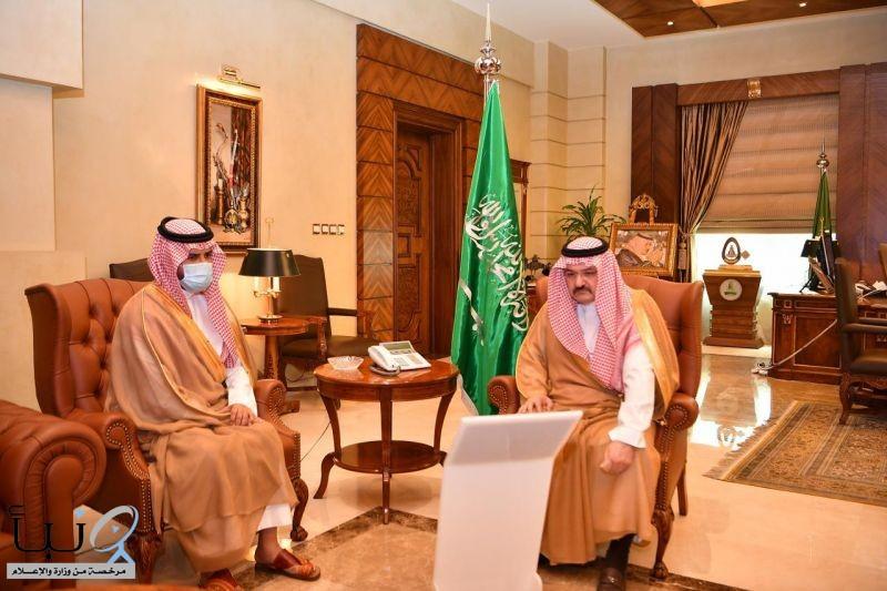 سمو محافظة جدة  يطلق  المرحلة الثالثة من البرنامج التدريبي لتوطين