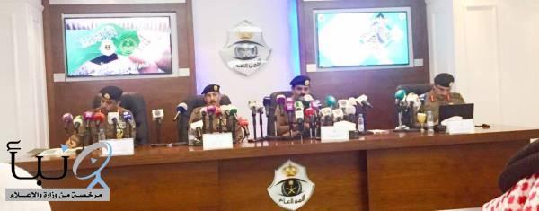 قائد قوات #أمن_الحج: طوق أمني كامل على المشاعر والحجاج خلال تنقلاتهم.. ولا توجد حملات هذا العام