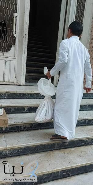 """""""#كهاتين"""" #بالطائف تعايد أيتامها بحملة مشروع الأضاحي"""