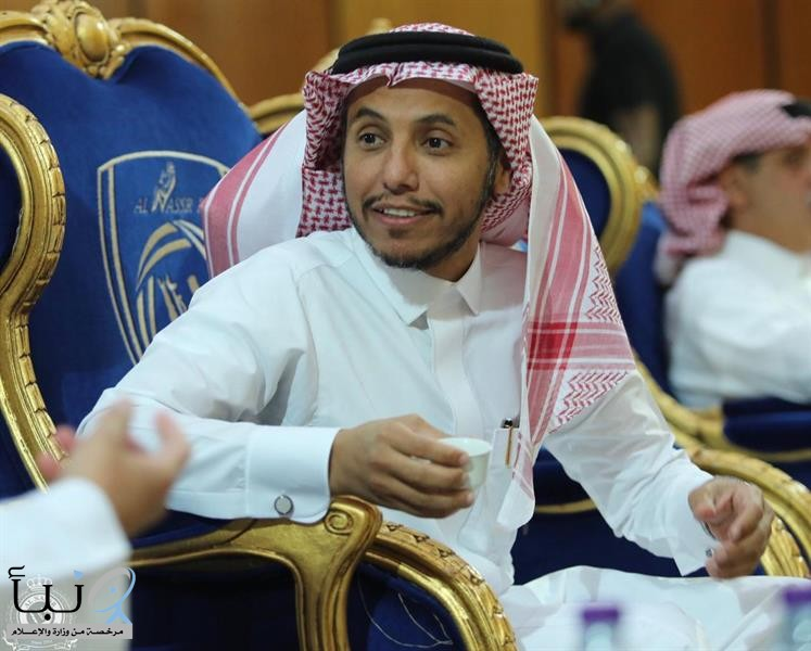 رئيس النصر في رد ناري  بسبب الخسارة من الهلال