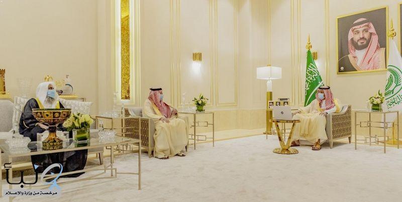 """سمو أمير منطقة الباحة يدشن جمعية """"رافق """" لرعاية الأيتام بالمخواة"""